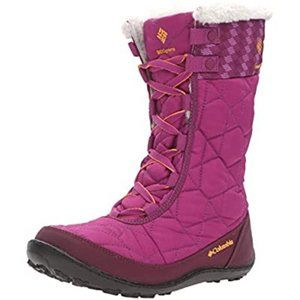 Columbia Youth Minx MID II Waterproof Snow Boot